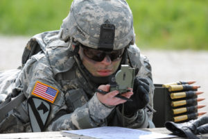 """Prior to GPS, Soldiers used maps, compasses, accelerometers and gyroscopes to determine an object's position and orientation. CERDEC is incorporating many of these """"old school"""" technologies into integrated solutions that will provide better overall performance – even when operating in GPS degraded or denied situations. 