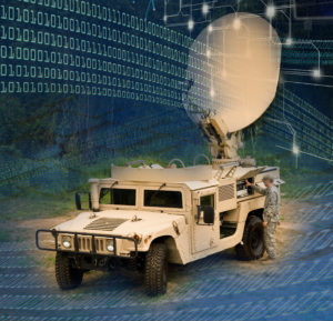 The cyber environment grows and changes rapidly. The Army's requirements, acquisition, and research and development cyber community collaborate consistently to keep pace with new and evolving threats.   U.S. Army illustration