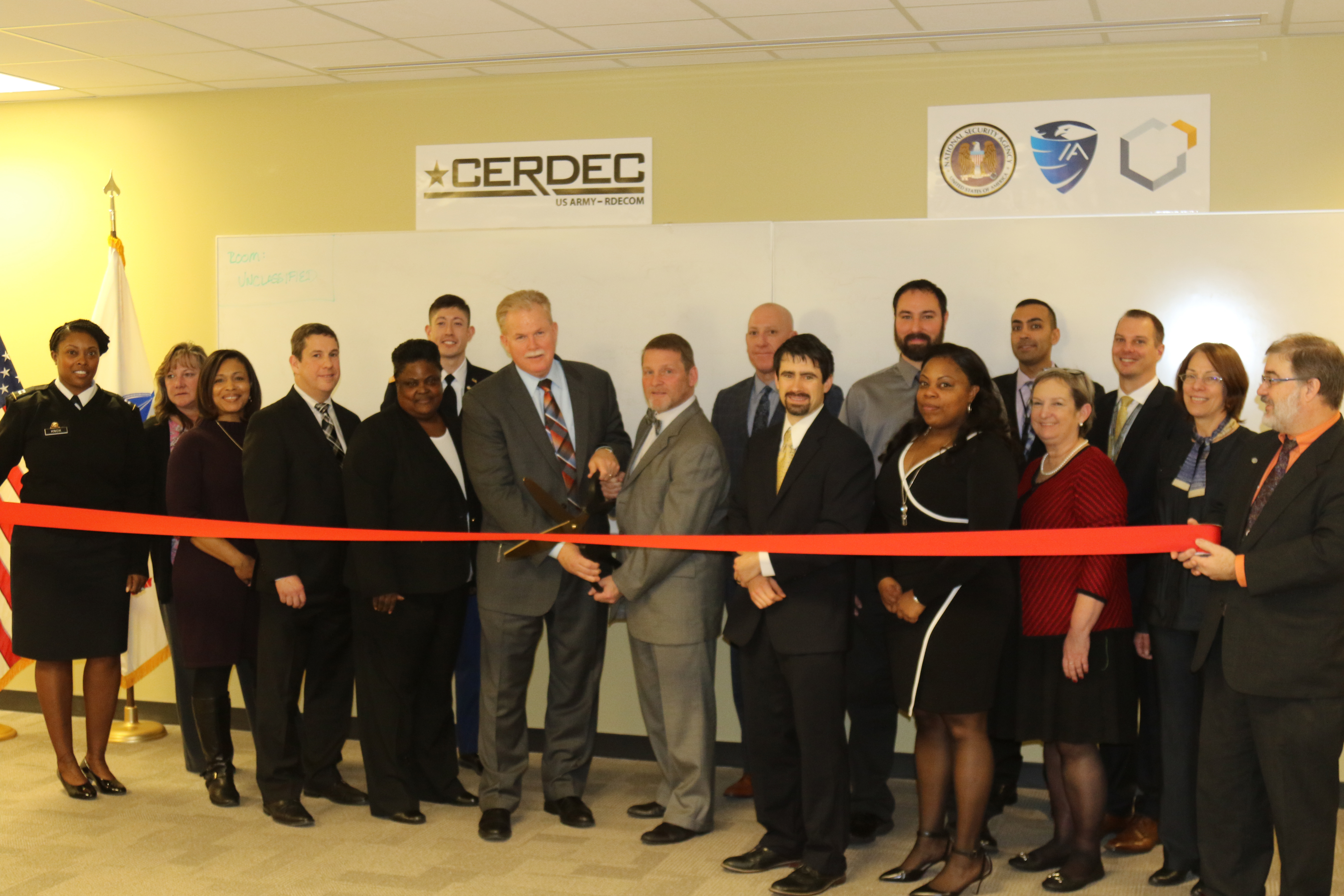Cerdec Cuts Ribbon For New Evaluation Service Laboratory Apg News