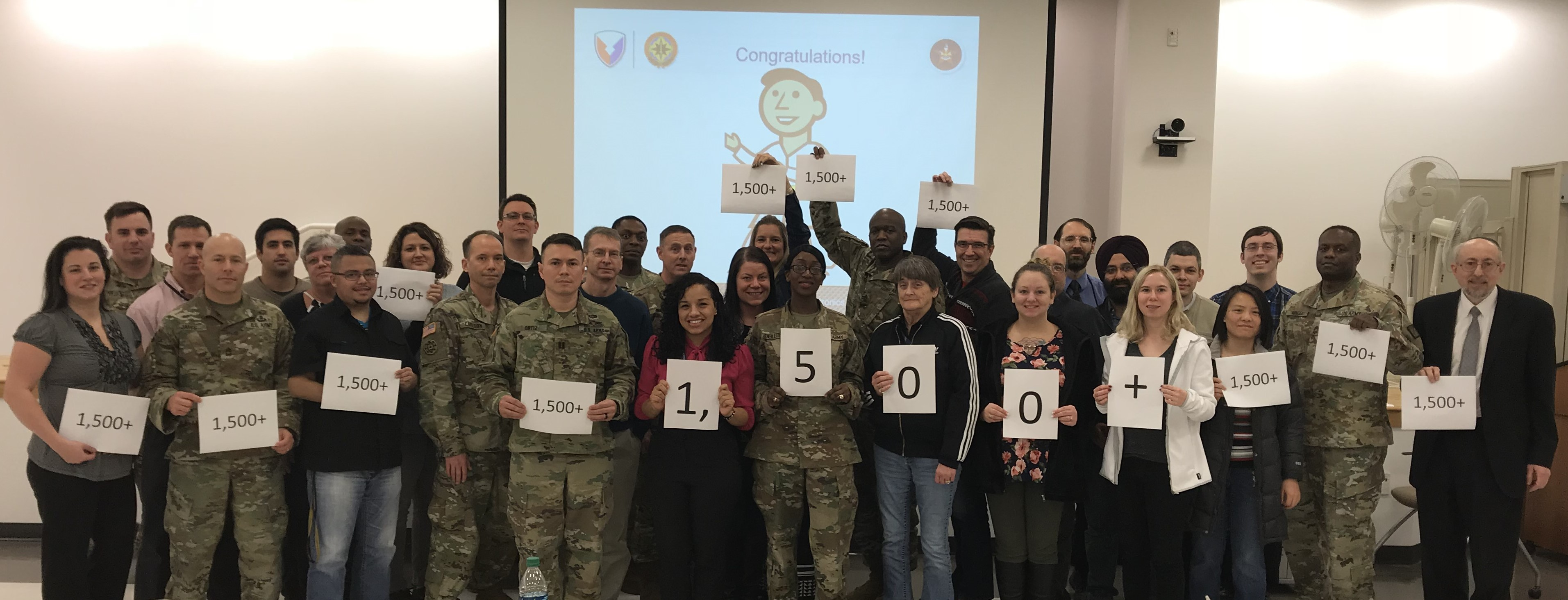Yellow Belt Course Reaches The 1500th Student Mark Apg News