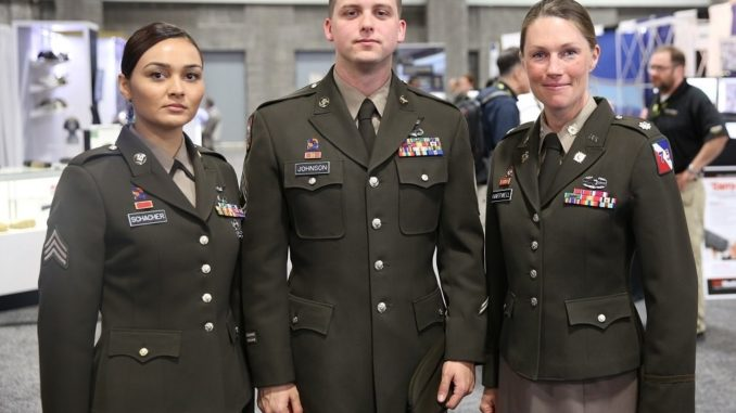 U S  Army to roll out new Army Greens uniform - APG News